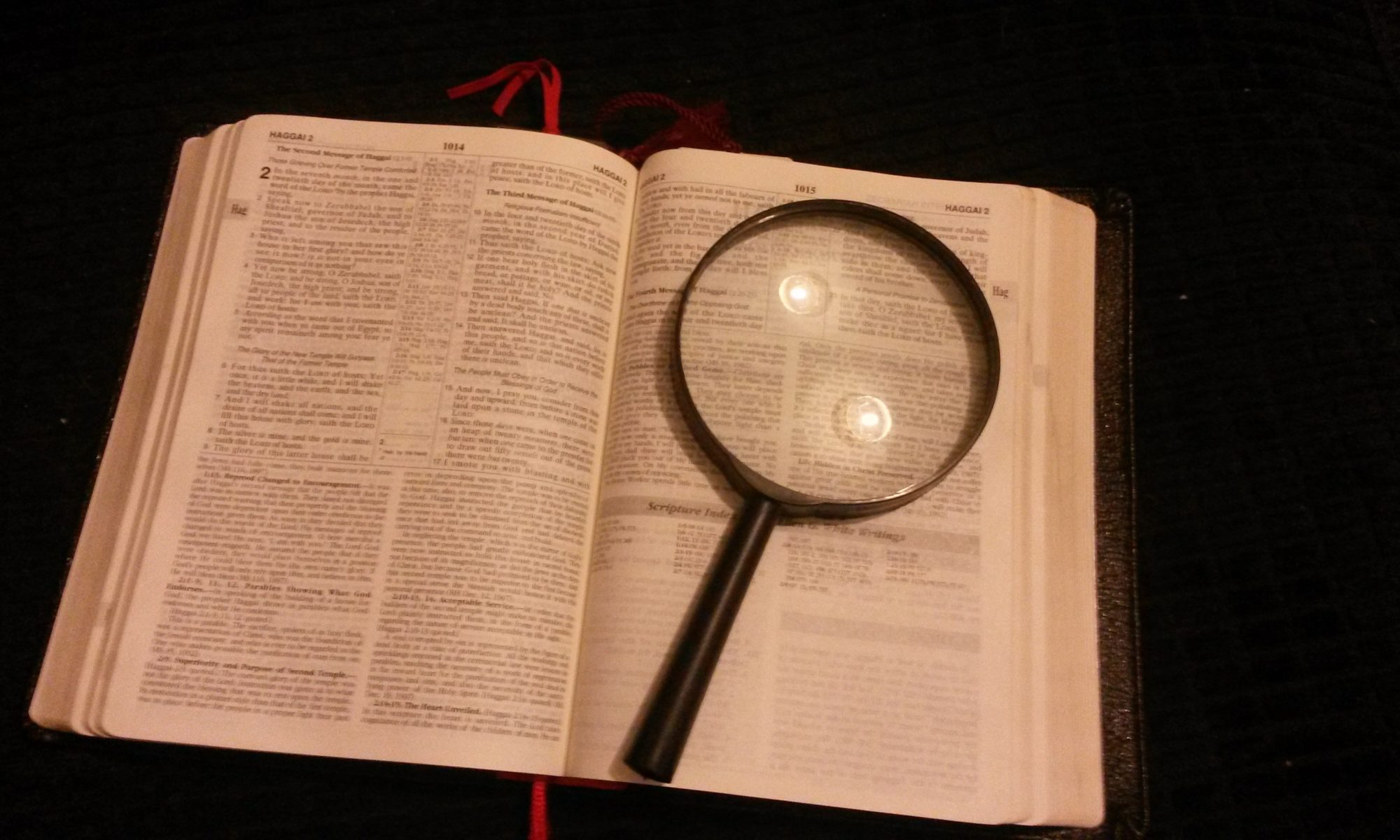 How to Read the Bible: A Contemplative Jewish Approach to